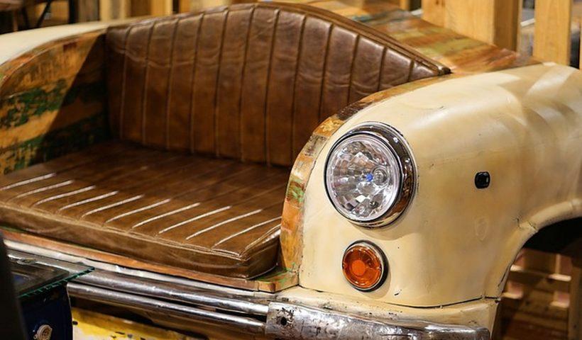 De liefde voor je auto zie je terug in het interieur van je woning.v1