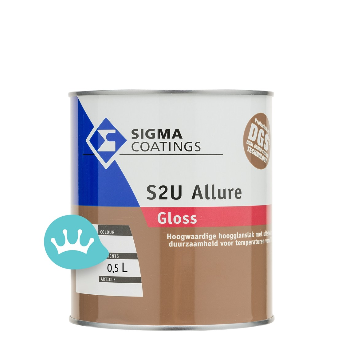 Sigma verf hout